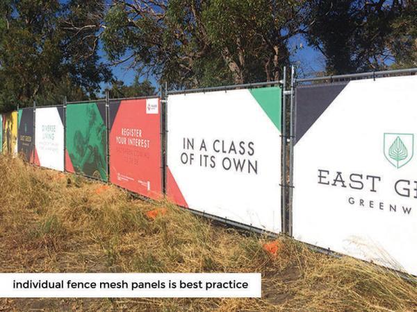 TOP TIPS FOR FENCE MESH