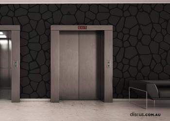 DDS143_Cellu_Nigth_hotel interior design wall decal perth