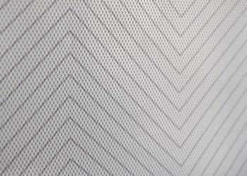 discus-window graphic-one way vision-triatuse