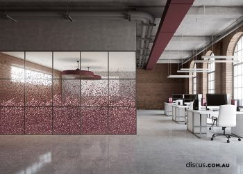 DDS146_Montana_Vino_privacy film perth office fitout