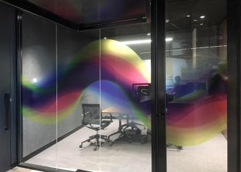 boardroom window film