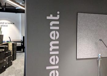 element reception sign