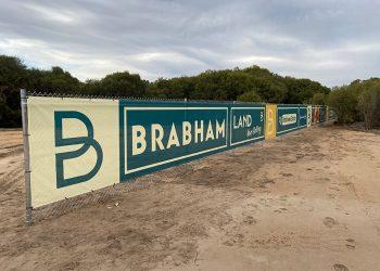 land development fence mesh perth