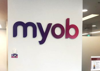 acrylic office signage perth