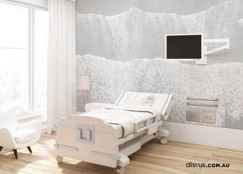hospital graphics fitout perth Ocean White_mockup2