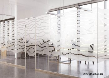 privacy window film office fitout perth Pithara_Privacy film_mockup